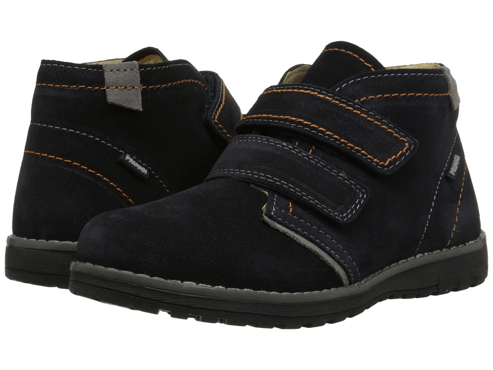 Primigi Kids - Lorenzo (Toddler/Little Kid) (Blue) Boy's Shoes