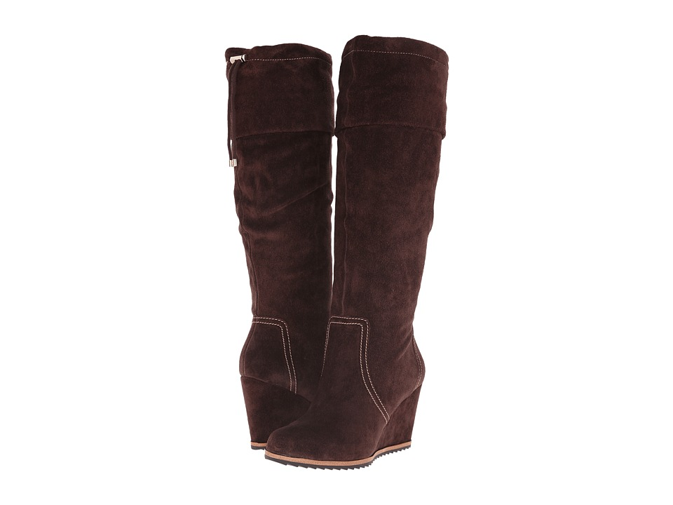 Dr. Scholl's - Inka - Original Collection (Brown Suede) Women's Boots