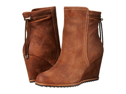 Dr. Scholl's - Ireland - Original Collection (Brown Oil Suede) Women's Boots