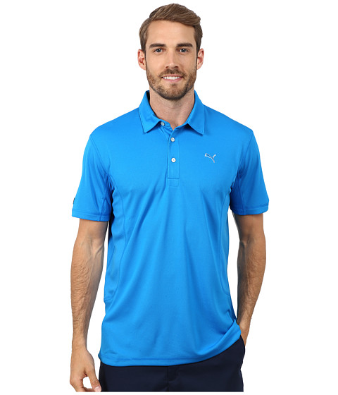 PUMA Golf - Golf Tech Polo '15 (Cloisonne) Men's Short Sleeve Knit