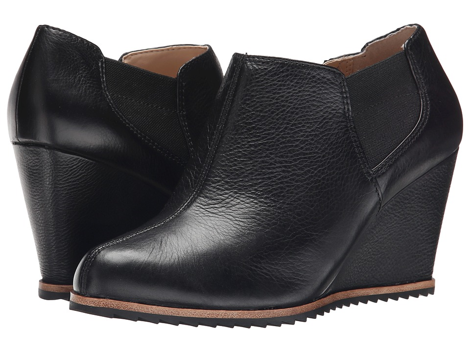 Dr. Scholl's - Ivana Original Collection (Black Leather) Women's Boots