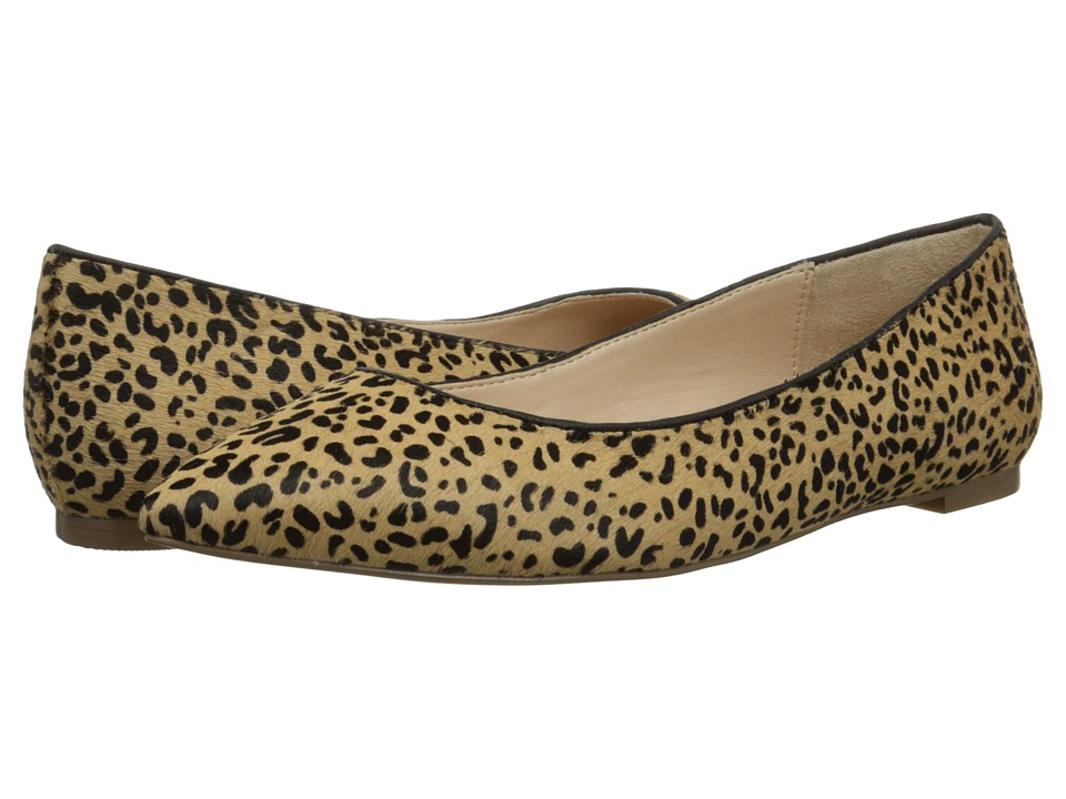 Dr. Scholl's - Tenacious - Original Collection (Tan/Black Speckled Pony) Women's Flat Shoes