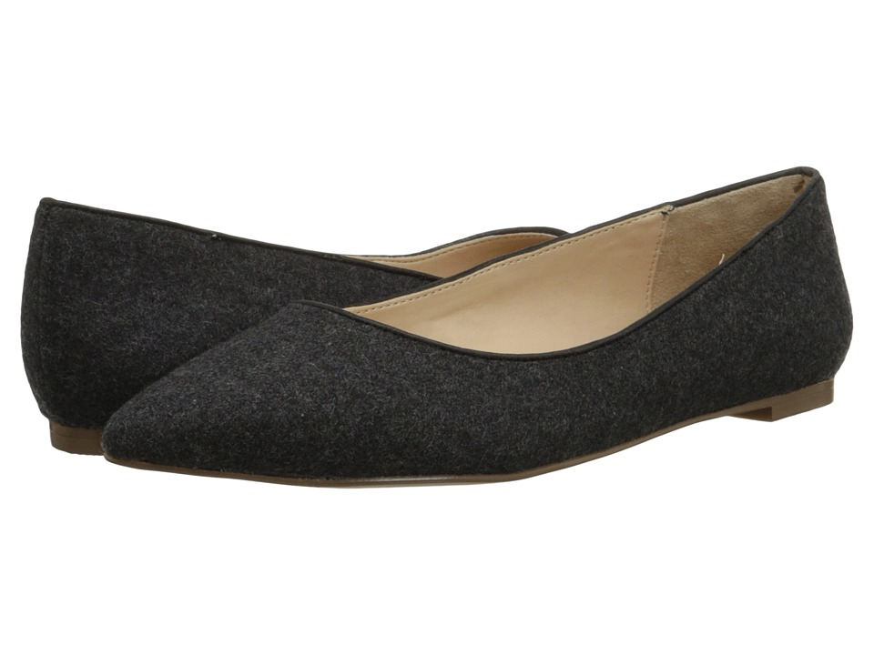 Dr. Scholl's - Tenacious - Original Collection (Charcoal Flannel) Women's Flat Shoes