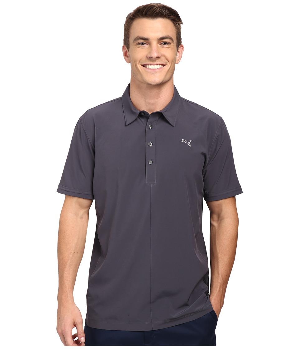 PUMA Golf - Sport Woven Polo (Periscope) Men
