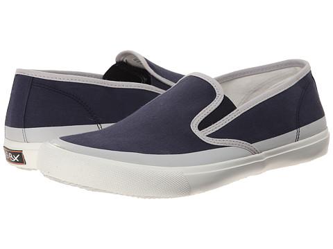GBX - 137463 (Navy Light Twill) Men's Slip on Shoes