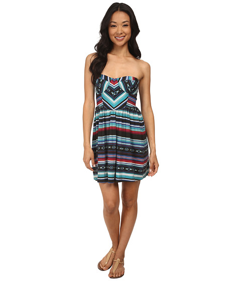 Billabong - Spread The News Dress (Multi) Women's Dress
