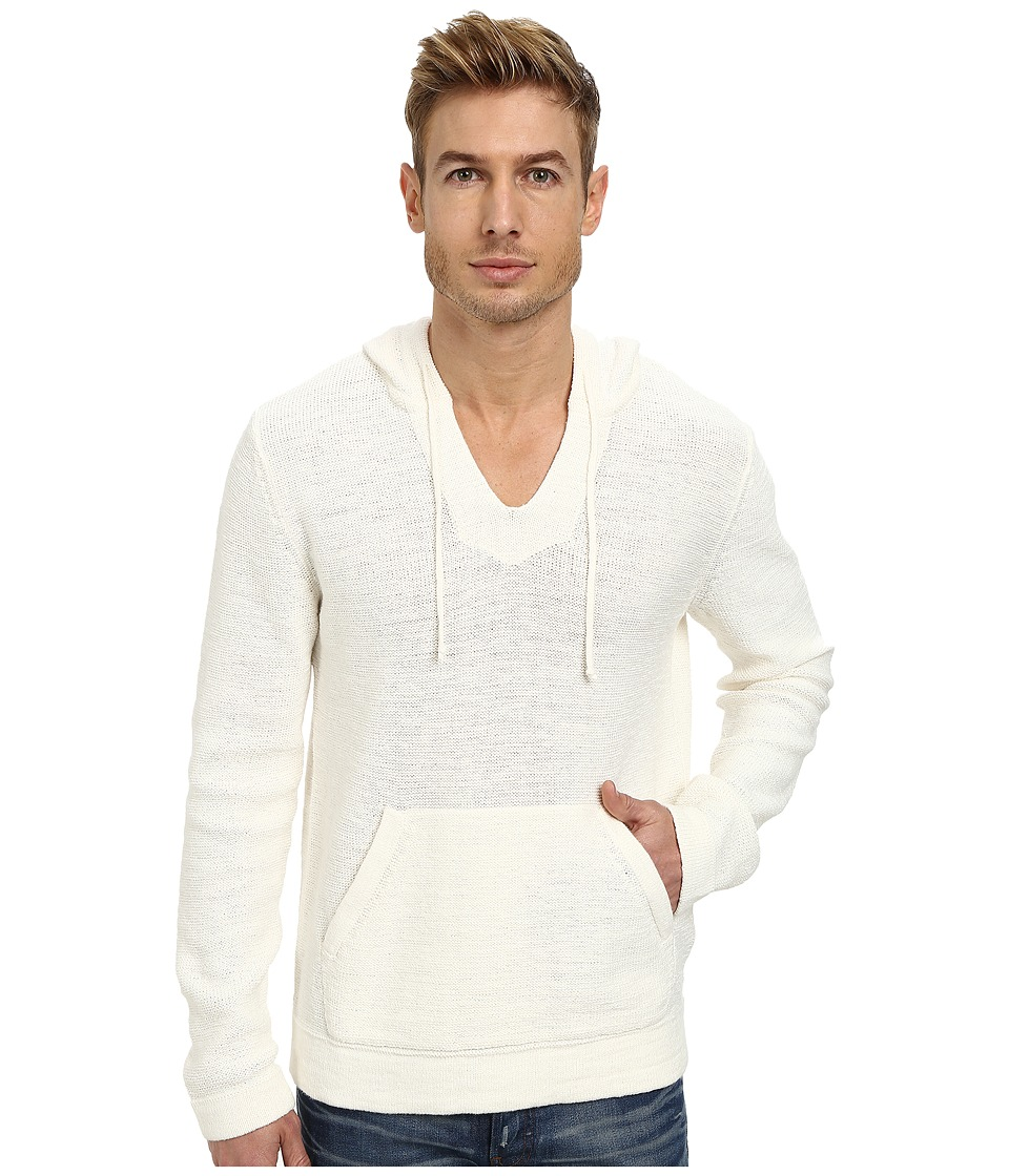 Lucky Brand - Baja Hood (White) Men