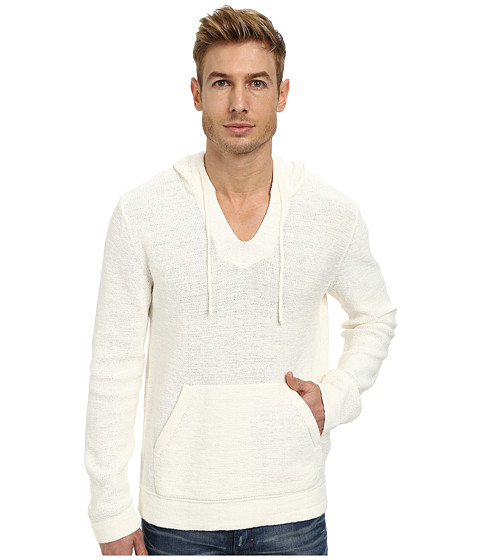 Lucky Brand - Baja Hood (White) Men's Clothing