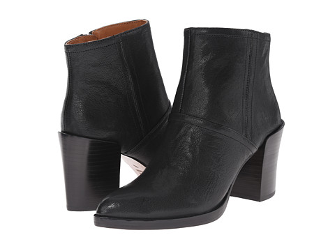 10 Crosby Derek Lam - Raine (Black Vintage Goat) Women