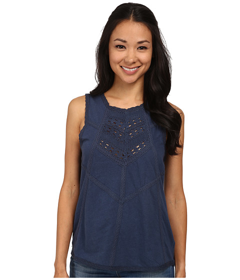 Billabong - Lovely Moon Top (Blue Moon) Women's Sleeveless