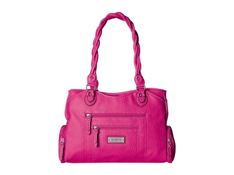 Rosetti - Out Of Bounds Double Handle (Pop Pink) Handbags