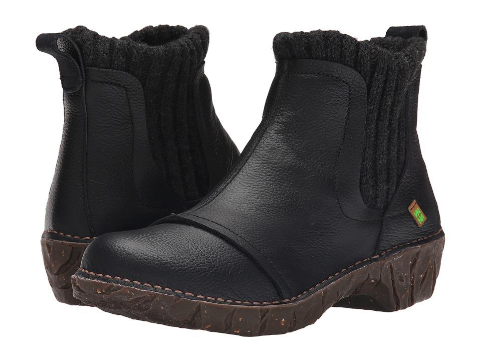 El Naturalista - Yggdrasil NE23 (Black) Women's Shoes