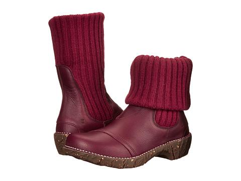 El Naturalista - Iggdrasil N097 (Rioja 1) Women's Pull-on Boots