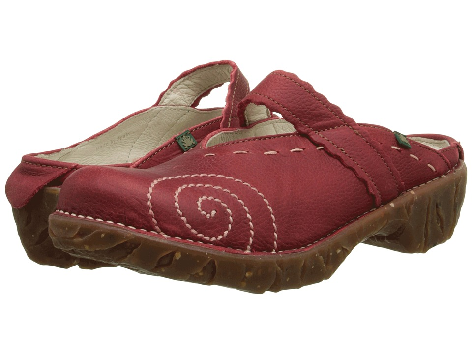 El Naturalista - Yggdrasil N096 (Tibet 1) Women's Clog Shoes