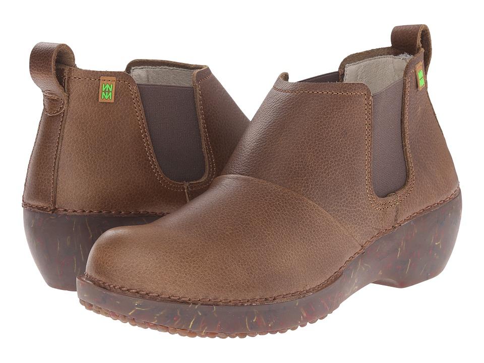 El Naturalista - Tricot NC70 (Kaki) Women's Shoes