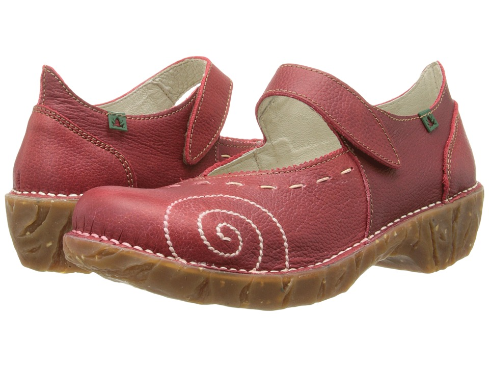El Naturalista - Yggdrasil N095 (Tibet 1) Women's Maryjane Shoes