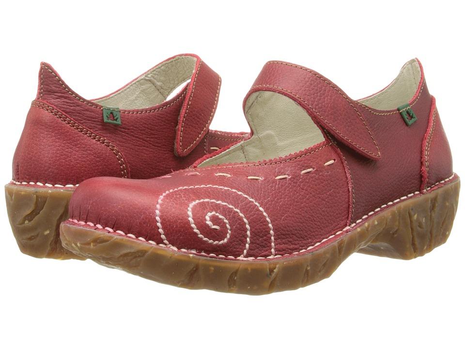El Naturalista - Yggdrasil N095 (Tibet 1) Women's Maryjane Shoes