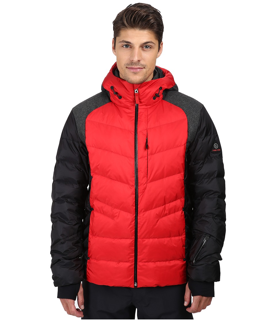 Bogner Fire + Ice - Ruben-D (Fire Red) Men's Clothing