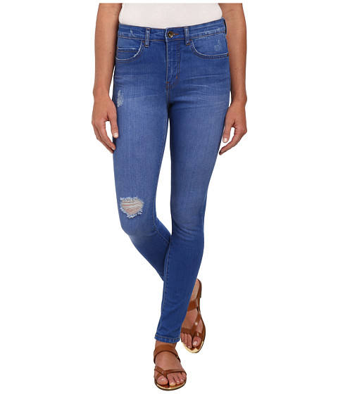 Billabong - Night Rider Jeans (Vivid Blue) Women