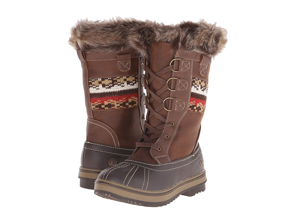 Northside - Bishop (Tan/Nordic) Women's Cold Weather Boots
