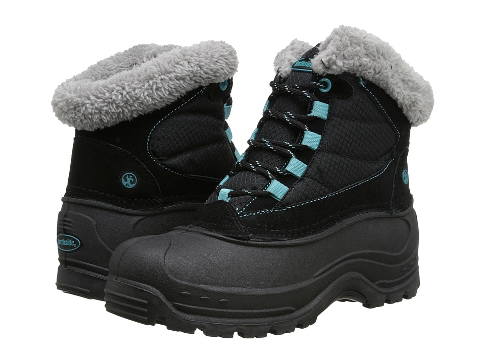 Northside - Fairmont II (Black/Light Blue) Women's Shoes