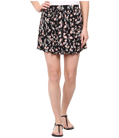 Billabong - Sweet Sandz Skirt (Off Black) Women