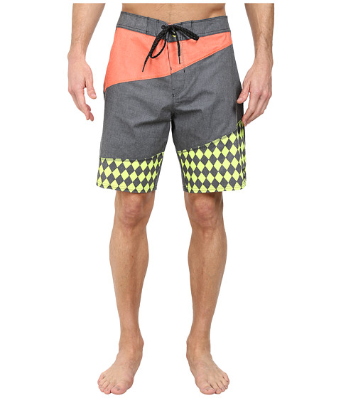 Billabong - Menace X Boardshorts (Black) Men's Swimwear
