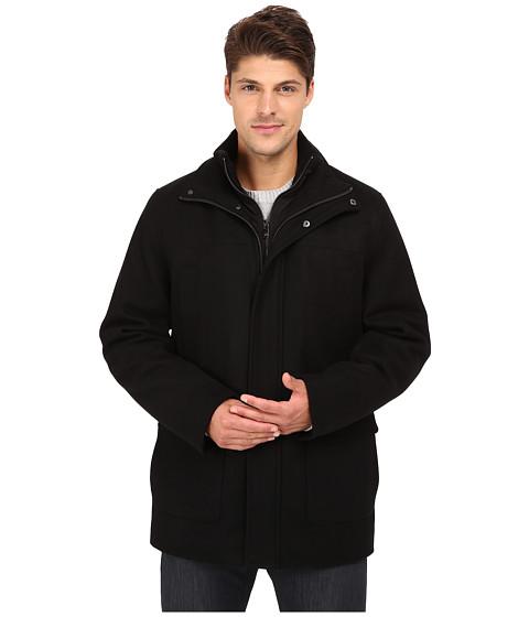 Calvin Klein - Stadium Wool Jacket (Black) Men
