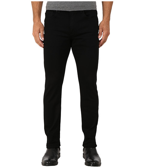 Paige - Lennox in Black Shadow (Black Shadow) Men's Jeans