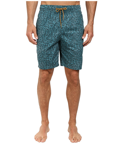 Billabong - Dropout Elastic Short (Hydro) Men