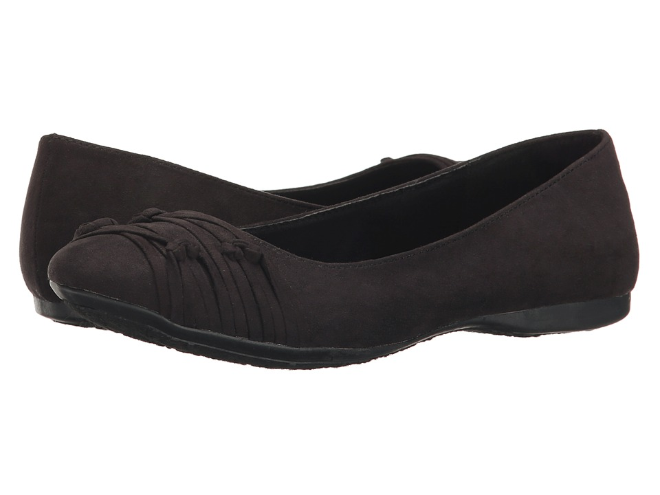 Rocket Dog - Richelle (Black Coast) Women's Flat Shoes