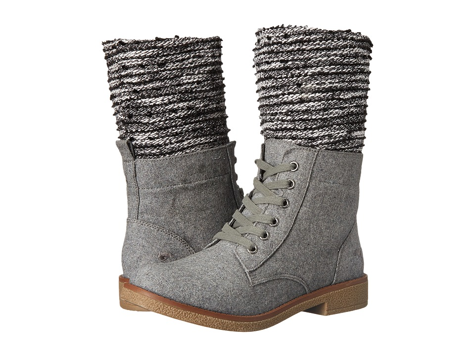 Rocket Dog - Temecula (Grey Heather) Women's Lace-up Boots