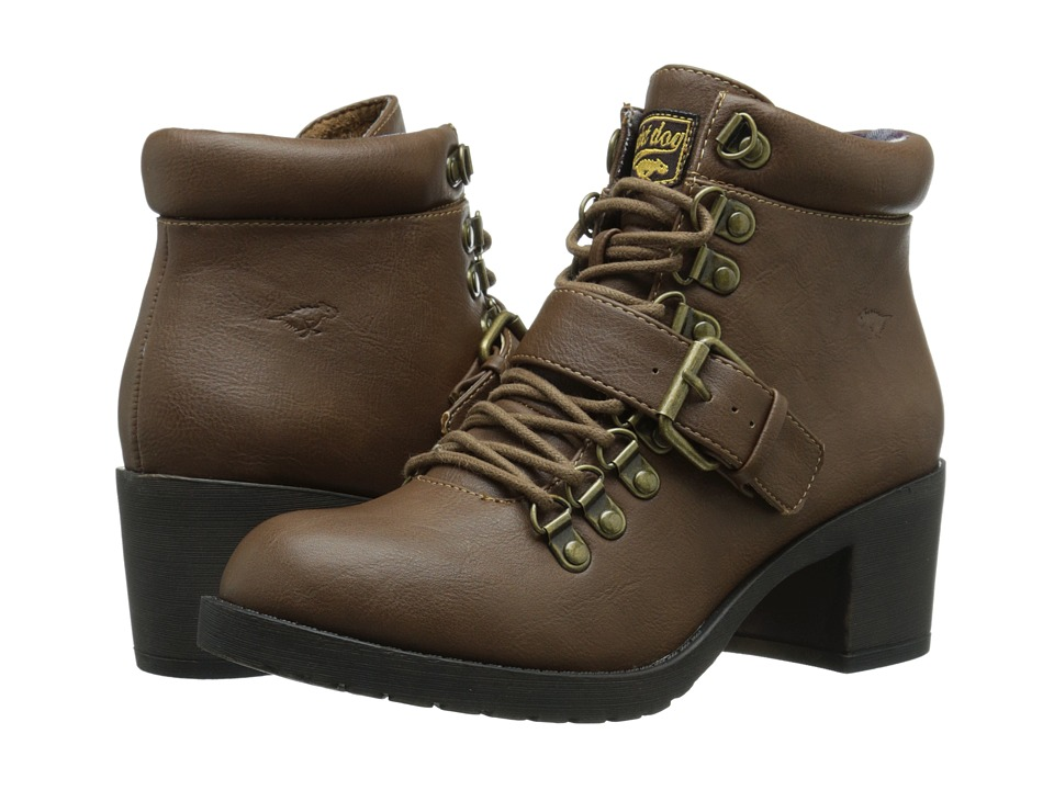 Rocket Dog - Howie (Tan Spartan) Women's Lace-up Boots
