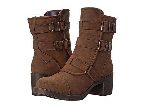 Rocket Dog - Huxley (Brown Creek) Women's Boots
