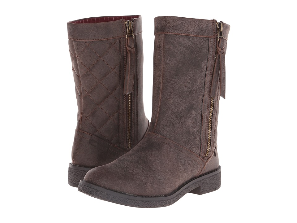 Rocket Dog - Tipton (Brown Galaxy) Women's Zip Boots