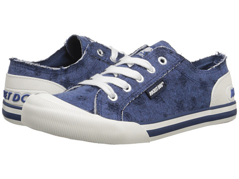 Rocket Dog - Jazzin (Blue Bryce) Women's Lace up casual Shoes