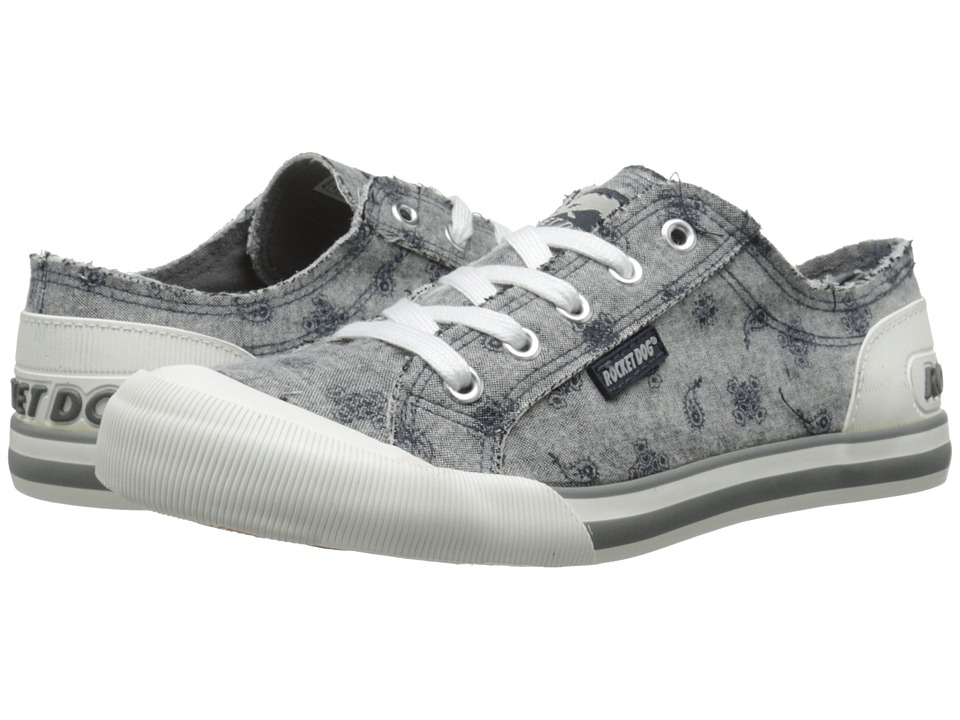 Rocket Dog - Jazzin (Grey Bryce) Women's Lace up casual Shoes
