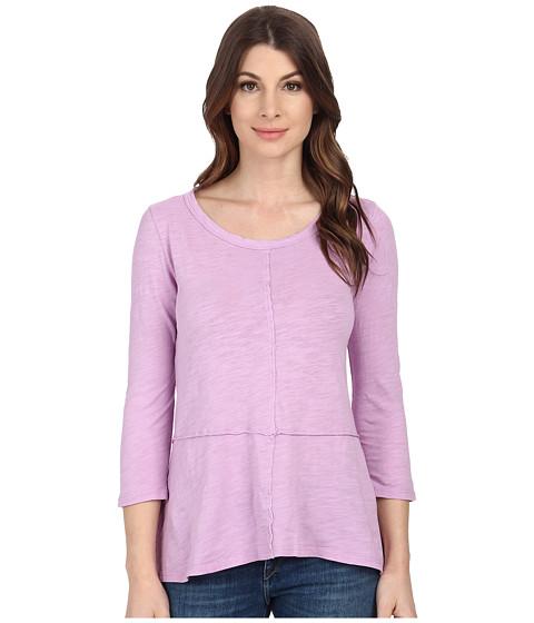 Mod-o-doc - Slub Jersey 3/4 Sleeve Seamed Tee (Sachet) Women's T Shirt