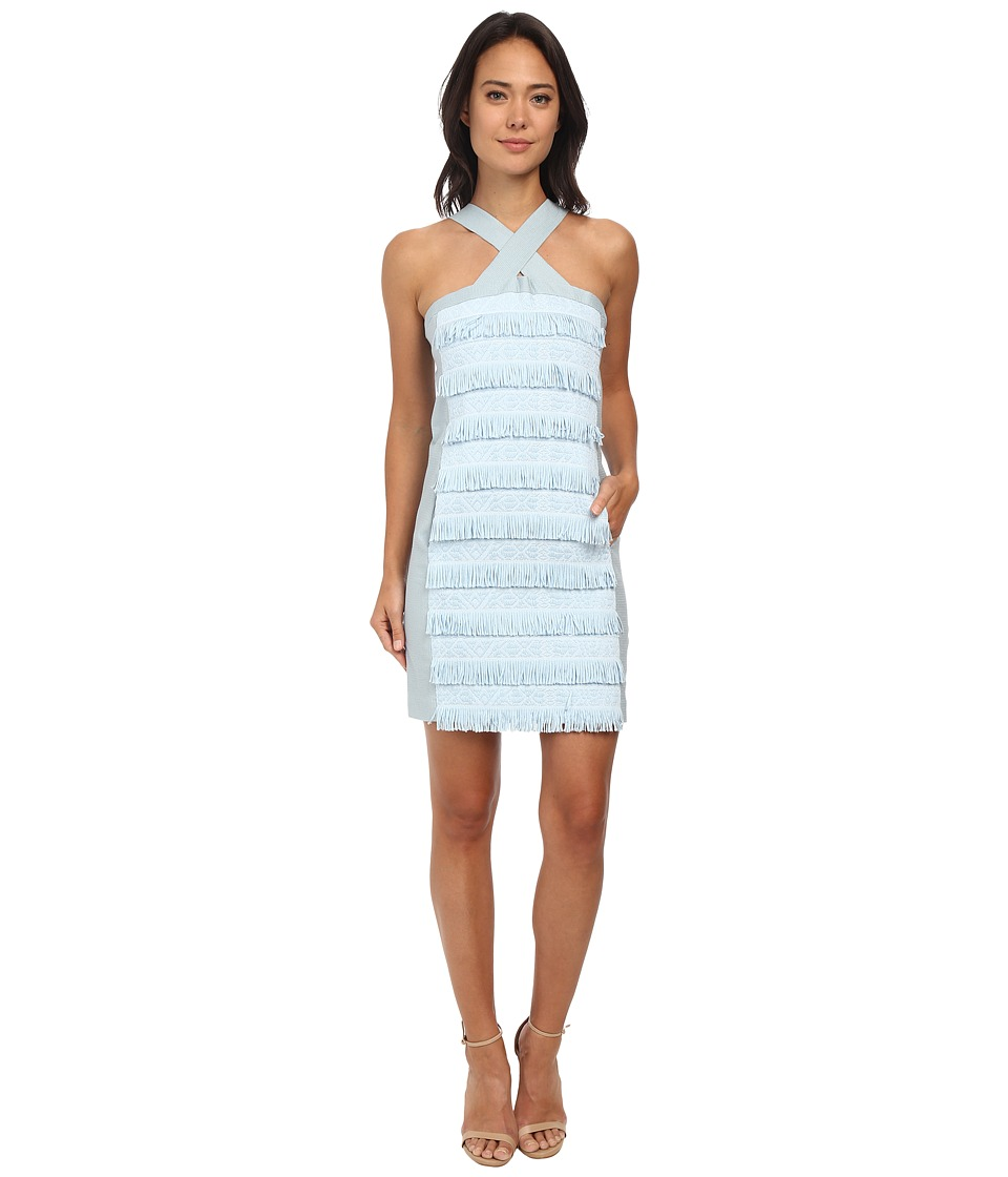 Shoshanna - Loretta Dress (Cloud) Women's Dress
