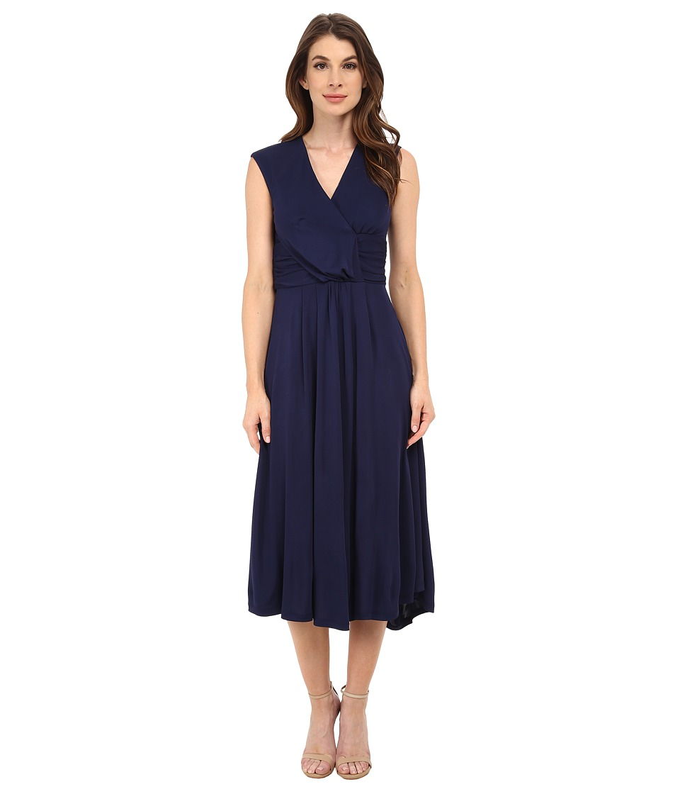 Shoshanna - Suzanne Dress (Ink) Women's Dress