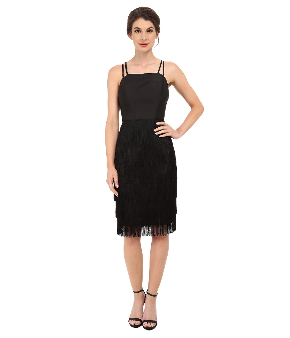 Shoshanna - Vera Dress (Jet) Women's Dress