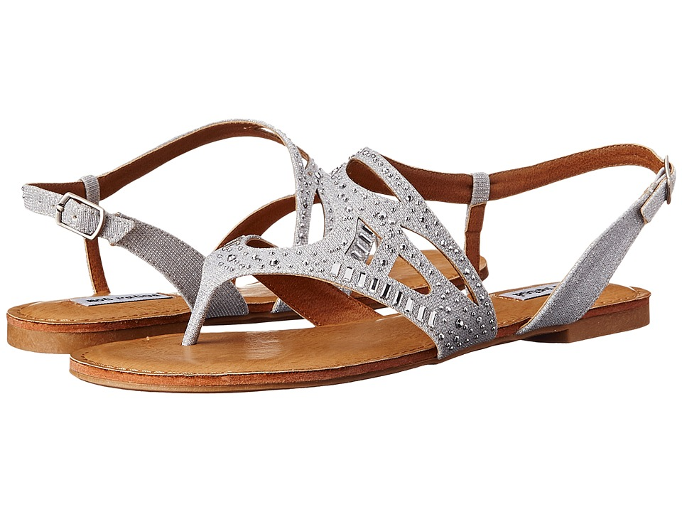 Not Rated - Brentwood (Silver) Women's Sandals