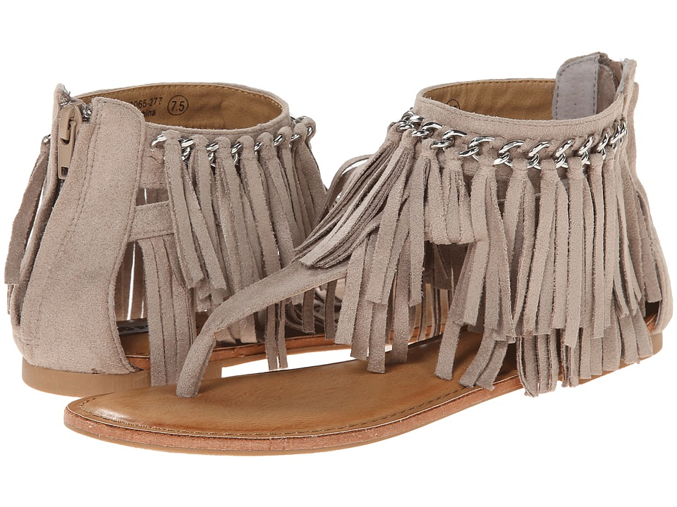 Not Rated - Keep The Peace (Taupe) Women's Sandals