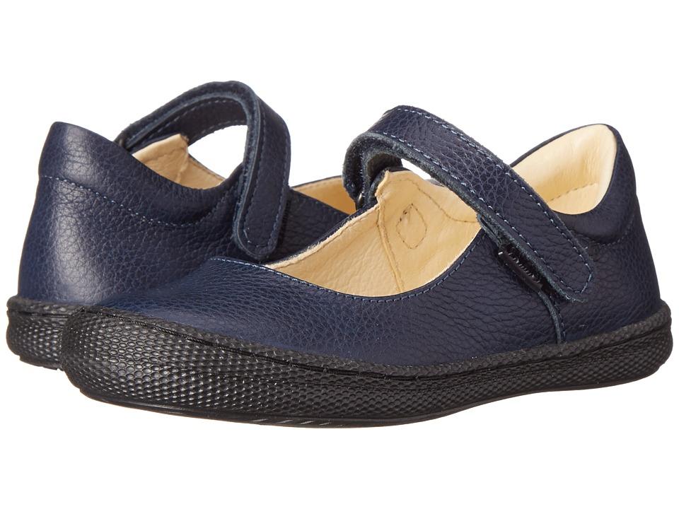 Primigi Kids - Morine (Toddler/Little Kid) (Blue) Girl's Shoes