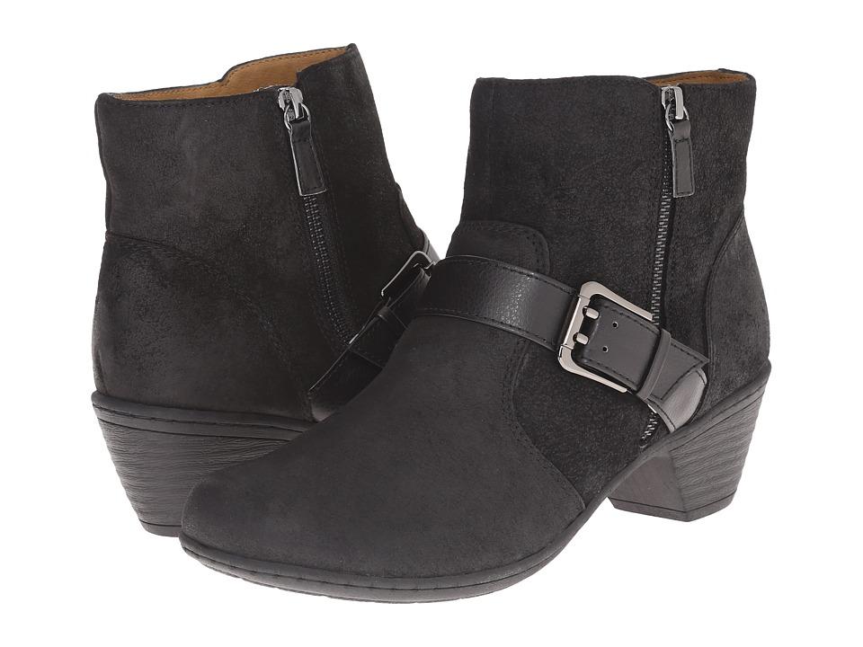 Comfortiva - Saffron (Black) Women's Boots