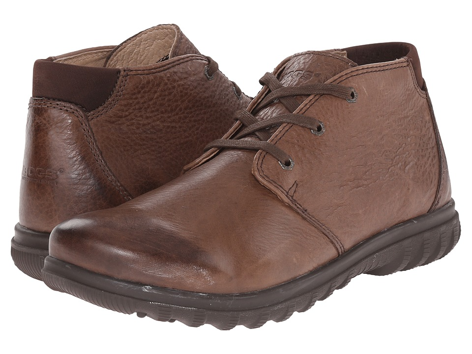 Bogs - Eugene Leather Chukka (Mocha) Men