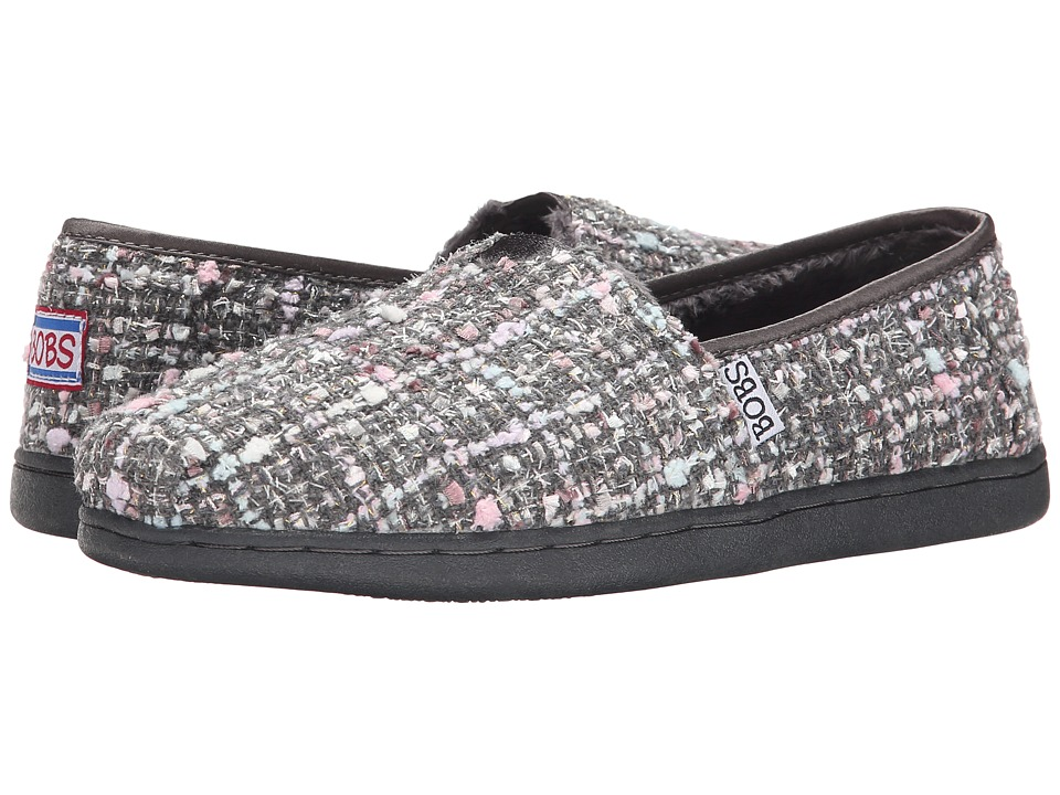 BOBS from SKECHERS Bobs Bliss Flirt (Gray) Women