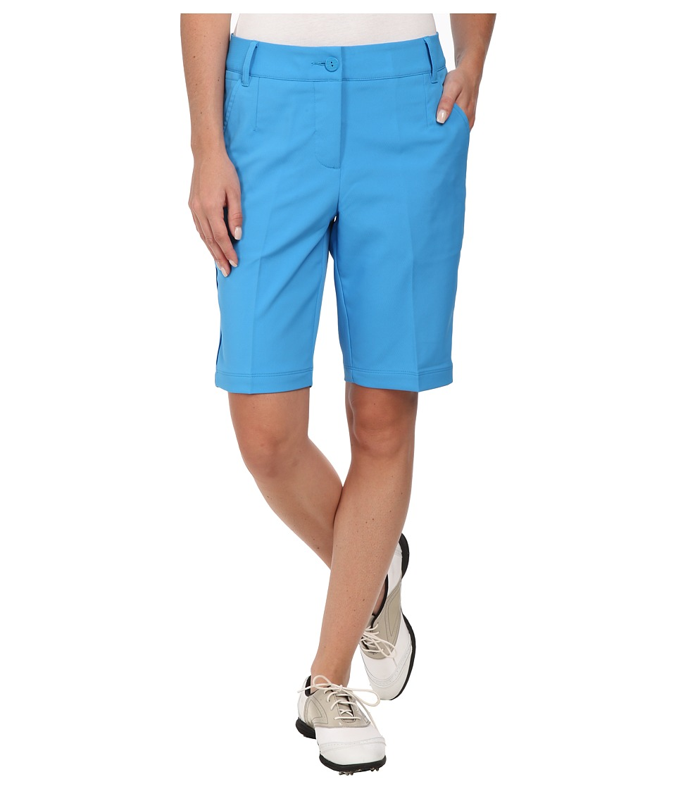 PUMA Golf - Solid Tech Bermuda Golf Short '15 (Blithe) Women's Shorts