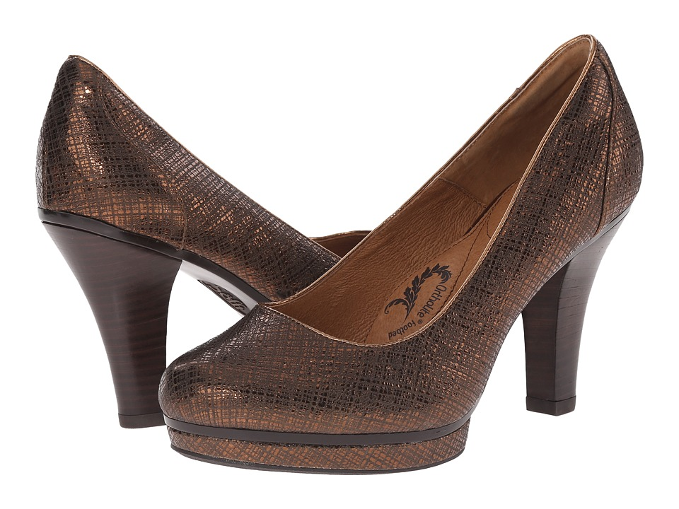 Sofft Mandy (Bronze Epic Metallic) High Heels