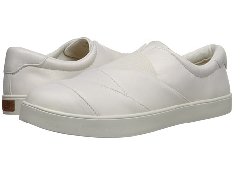 Dr. Scholl's - Sienna - Original Collection (Gardenia Leather) Women's Flat Shoes